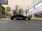 GameModding Porsche GT3 для GTA San Andreas вид сверху