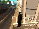 Осязаемые лестницы для GTA San Andreas вид слева