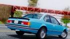 1984 BMW M635 CSi (E24) для GTA San Andreas вид сбоку