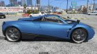 2012 Pagani Huayra 1.0 for GTA 5 inside view
