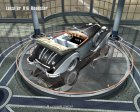 Horch 853 for Mafia: The City of Lost Heaven rear-left view