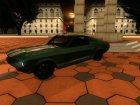 Ford Mustang GT fnf 3 для GTA San Andreas вид слева