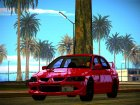 Mitsubishi Lancer GSR Evolution VIII 2003 for GTA San Andreas side view