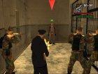 Великое ограбление банка ''Atrium'' for GTA San Andreas rear-left view