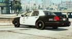 LAPD CVPI with FedSign Arjent for GTA 5 left view