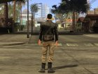 The Walking Dead No Man's Land Negan для GTA San Andreas вид изнутри