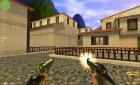 Slaughter's Black Elites for Counter-Strike 1.6 left view
