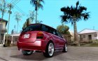 Serrano Stock for GTA San Andreas top view