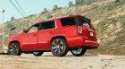 2015 GMC Yukon Denali for GTA 5 left view