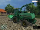 Дон-680 для Farming Simulator 2015 вид сзади слева