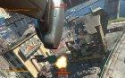 Винтокрыл Пчела / Vertibird Pchela для Fallout 4 вид сзади слева