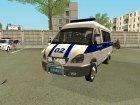 Пак Русских Полицейских Машин  left view