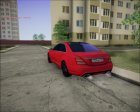 Mercedes-Benz S65 AMG for GTA San Andreas rear-left view
