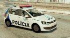 Volkswagen Gol G6 Polícia Militar Brasil FINAL for GTA 5 top view