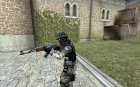 Urban Camo Helghast for Counter-Strike Source top view
