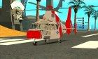 Пак воздушного транспорта от Nitrous'а for GTA San Andreas inside view