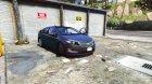 2012 Chevrolet Volt для GTA 5 вид изнутри