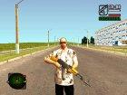 Сохранение для Криминальной России бета 2 для GTA San Andreas вид сверху