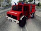 Mercedes-Benz Unimog Vatrogasna Kamion