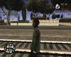 Winter grove v3 для GTA San Andreas вид слева
