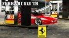 Ferrari 512 TR BBS for GTA 4 left view