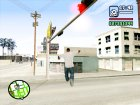 Джинсы BETA для GTA San Andreas вид изнутри