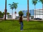 New fam2 v3 для GTA San Andreas вид сзади слева