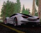 Shimmy Python 2012 для GTA San Andreas