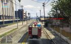 Firefighters Mod V1.8R for GTA 5 inside view