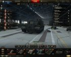 Замена базового ангара на премиум без прем-аккаунта для World of Tanks вид сзади слева