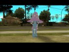 Trixie (My Little Pony) for GTA San Andreas left view