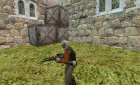 Custom Camo AK-47 On Latmiko Animation for Counter-Strike 1.6 inside view