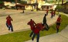 Много CJ'ев для GTA San Andreas вид слева
