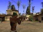 Пак оружия by nekit4849 для GTA San Andreas вид сбоку