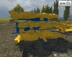 New Holland FX48 v1.0 for Farming Simulator 2013 back view