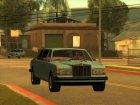 Atmosphere cars 1990-1992 years для GTA San Andreas вид справа