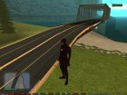 HD All City Road для GTA San Andreas вид изнутри