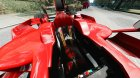 Ferrari F2008 для GTA 4 вид сзади