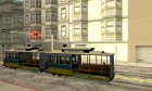 Tram, painted in the colors of the flag v.2 by Vexillum