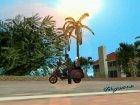 Пак мотоциклов из Xbox версии для GTA Vice City вид изнутри