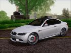 BMW M3 E92 2008 (HQ) for GTA San Andreas inside view