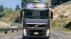 Volvo Fh 440 Globetrotter 4x2 for GTA 5 top view