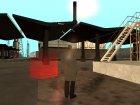 Сохранение для сторилайна для GTA San Andreas вид слева