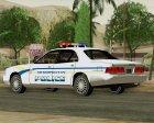 Merit - Metropolitan Police для GTA San Andreas вид сзади слева