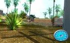 Красивый Спидометр for GTA San Andreas rear-left view