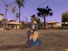 Голос Китаны из Mortal Kombat и женские анимации для GTA San Andreas вид изнутри