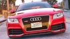 Audi RS5 2011 1.0 for GTA 5 rear-left view