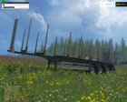 MAN TGS for Farming Simulator 2015 left view