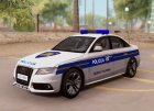 Audi S4 - Croatian Police Car