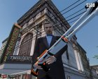 M4S90-2 Asiimov для Mafia: The City of Lost Heaven вид изнутри
